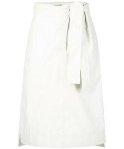 Sofie D'Hoore | Tie-Waist Midi Skirt Size 36