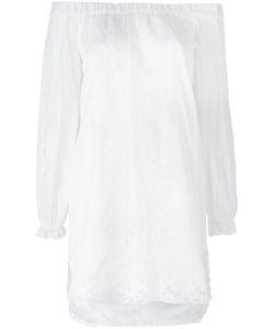 Ermanno Scervino   Off The Shoulder Dress Size 42