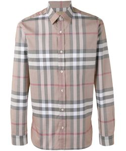 Burberry | Checked Shirt Size Medium