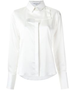 GLORIA COELHO | Panelled Shirt Pp Acetate/Polyester
