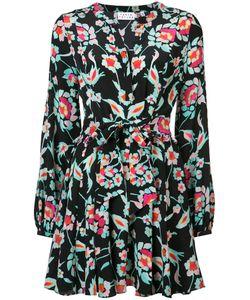 TANYA TAYLOR | Платье С Цветочным Узором