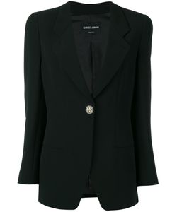 Giorgio Armani | Single Button Blazer Size 46