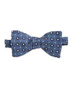 SIMEONE NAPOLI | Dots Print Bow Tie