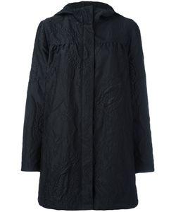 Moncler Gamme Rouge | Paisley Pattern Raincoat 1 Silk/Nylon/Polyester