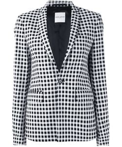 Each X Other | Check-Print Blazer