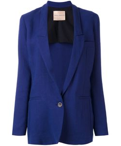 Erika Cavallini | One Button Blazer