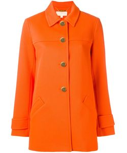 Michael Michael Kors | Button Coat Medium Polyester/Spandex/Elastane/Viscose