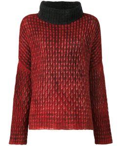 Avant Toi   Tubular Neck Sweater Women