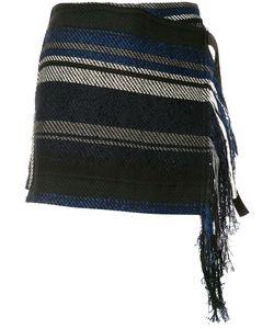Sacai | Asymmetric Skirt 2 Cotton/Rayon/Cupro