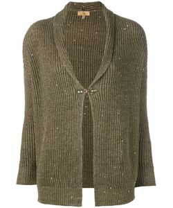 Fay | Sparkly Button Cardigan Size Small
