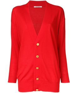 Theatre Products | Elongated Buttoned Cardigan Cotton/Acrylic