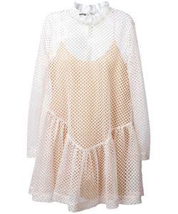 JOURDEN | Fishnet Dress 38 Polyester