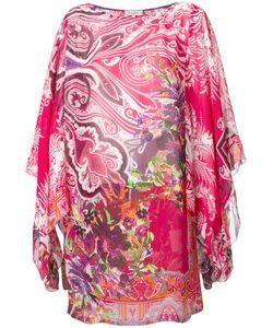 Etro   Print Beach Dress 42 Viscose