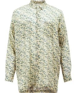 08SIRCUS | Print Shirt 5 Cotton/Cupro