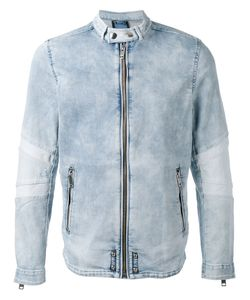 Diesel | Denim Zip Jacket Size Small