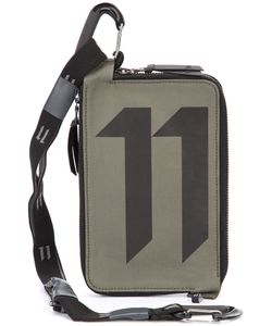11 BY BORIS BIDJAN SABERI | Сумка На Пояс С Принтом Логотипа