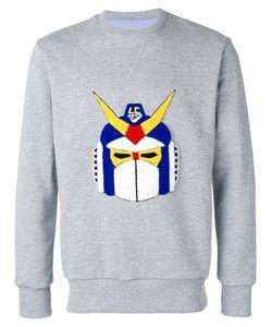 Lc23   Robot Patch Sweatshirt M