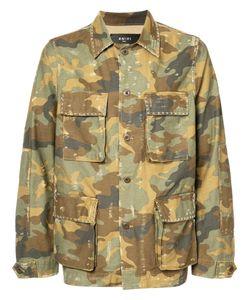 AMIRI | Military Shirt Jacket