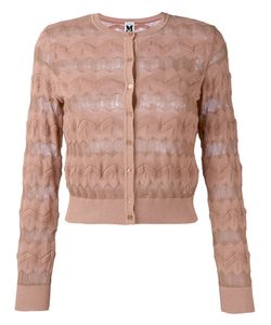 Missoni | M Round Neck Cardigan Size 38