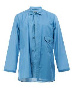 Yohji Yamamoto | Layer-Effect Work Shirt Size 2