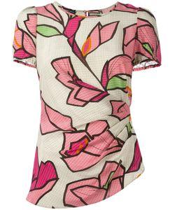 Emporio Armani | Print T-Shirt 42 Silk