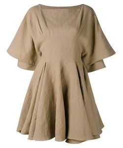 J.W. Anderson | J.W.Anderson Pleated Trim Dress 6
