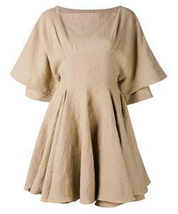 J.W. Anderson | Платье С Плиссировкой