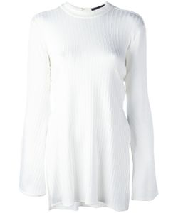 Ellery | Ribbed Flared Sleeve Top
