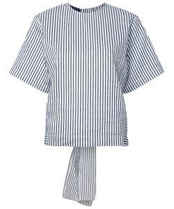 Eudon Choi | Striped T-Shirt Size