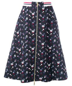 Thom Browne | Zipped A-Line Skirt Size