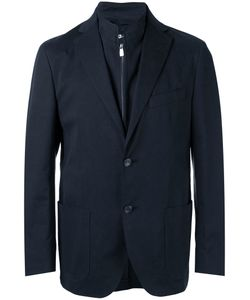 Corneliani | Patch Pockets Blazer Size 52