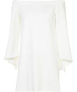 Tibi | Off-Shoulder Dress 2 Polyester/Spandex/Elastane