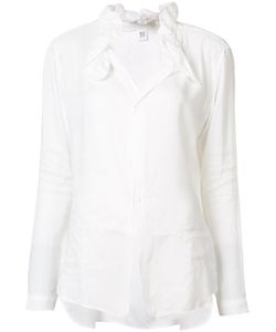 Y'S | Gathered Collar Shirt 2