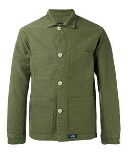 Bleu De Paname | Shirt Jacket Size Large