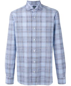 Barba | Long Sleeve Plaid Shirt