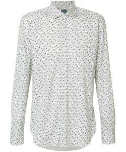 Barba   Print Shirt