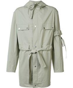 CRAIG GREEN | Elastic Arm Hooded Jacket