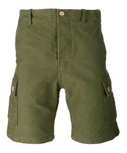 Bleu De Paname | Back Pocket Shorts Size 31