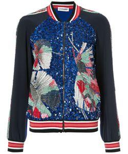 Leonard | Embellished Bomber Jacket