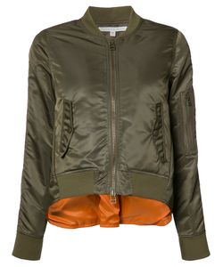 Veronica Beard | Back Slit Bomber Jacket Size 4