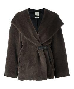 Hermès Vintage | Lambs Fur Coat 42