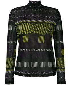 Issey Miyake | Printed Sweatshirt Size