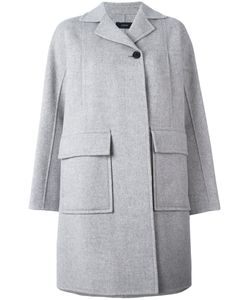 Joseph | Single Button Boxy Coat 36