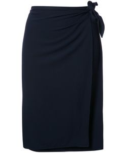 Jenni Kayne | Tie Knot Skirt Large Viscose/Spandex/Elastane