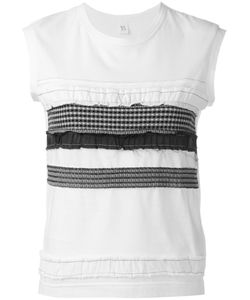 Y'S | Tank With Ruffles 2