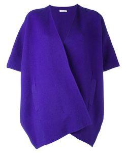 P.A.R.O.S.H. | Large Cape Coat Wool