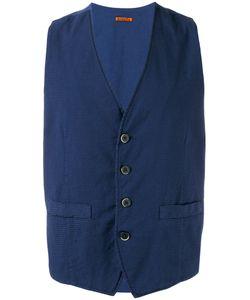 Barena | Houndstooth Check Waistcoat Size 48