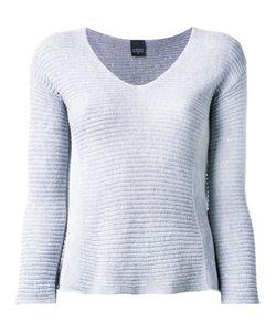 Lorena Antoniazzi | Boat Neck Sweatshirt