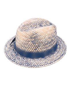 LE CHAPEAU   Плетеная Шляпа С Эффектом Краски