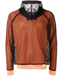 adidas x Kolor | Adidas By Kolor Layered Fishnet Sports Top Size Large